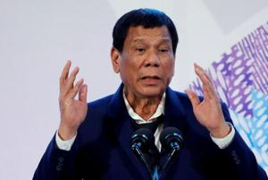Philippine's Duterte says police may return to drugs war if problem...
