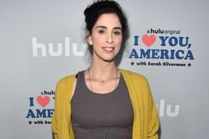 Sarah Silverman addresses Louis C K's sexual misconduct