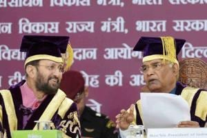 Delhi University, all institutes need to innovate, adapt to change,...