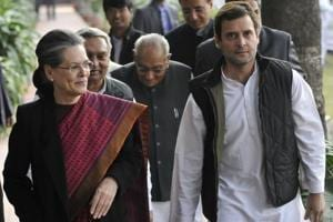 CWC to meet on Monday to approve Congress president's election...