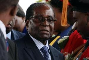 Zimbabwe's Mugabe 'ready to die for what is correct', says nephew...