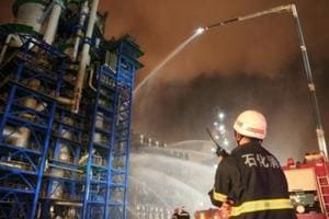 19 killed, eight injured in a house fire in China