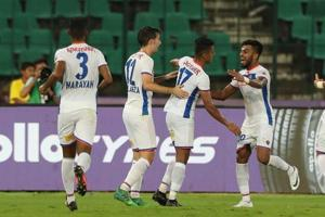 FC Goa beat Chennaiyin FC 3-2 in thrilling Indian Super League...