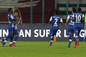 Bengaluru FC beat  Mumbai City FC 2-0 on Indian Super League debut
