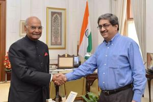 Gautam Bambawale takes charge as new Indian envoy to China