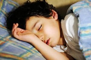 Dear parents, take note. Children who snore are likelier to grow up...