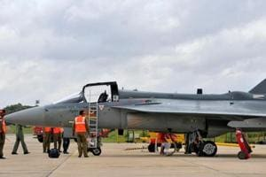 Tejas world-class fighter jet, plays defined role: HAL chief