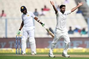Indian bowlers got carried away by Lankan wicket-taking...
