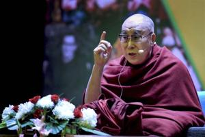 Whether you like it or not, you have to live side by side: Dalai Lama...
