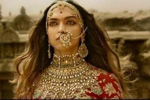 Deepika Padukone essays the role of queen Padmavati in Sanjay Leela Bhansali's film.