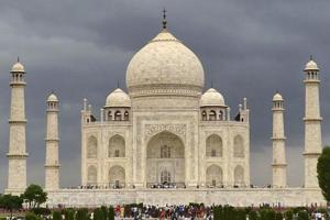 The Uttar Pradesh tourism department provided data on pollution figures in Agra to the Supreme Court after it drew the top court's ire last week for not placing a comprehensive Taj Mahal conservation plan.