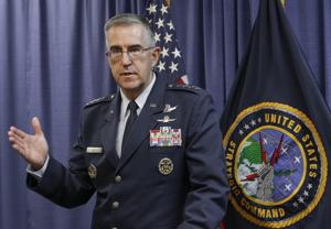 US nuclear general says would resist 'illegal' order of nuclear...