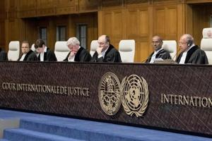Ahead of ICJ election, Britain resorting to dirty politics: Report