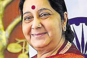 Sushma Swaraj asks Indian mission in Pakistan to grant visa to woman...
