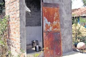 Recent studies have shown that a little over half of India's rural population has proper access to sanitation.