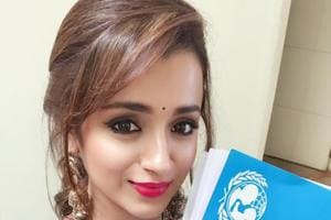 Trisha Krishnan gets UNICEF celebrity advocate status