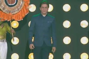 IFFI 2017: Shah Rukh Khan, Shahid Kapoor and more make a grand entry