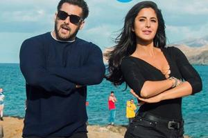 Swag Se Swagat: Salman Khan, Katrina Kaif tease first song from Tiger...