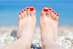 Seven natural ways to treat and prevent cracked heels
