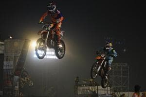 Vrrooom with a view: Pune International Supercross League 2017