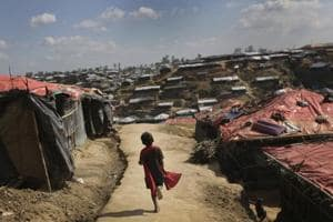 Don't allow use of 'catastrophe', 'refugee' to describe Myanmar: MEA...