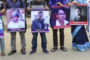 Bangladesh arrests another militant suspect in killing of US blogger...