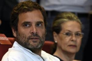 Will Rahul Gandhi be elevated as Congress president? Internal assement...