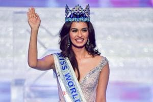 Not upset over Tharoor's tongue-in-cheek remark, says Miss World...