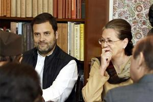 Rahul Gandhi has a heavy legacy to carry as CWC paves way for him as...