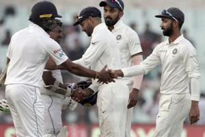 Virat Kohli, Bhuvneshwar Kumar shine as Sri Lanka escape defeat in...