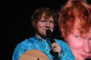 Ed Sheeran would love to do something in Bollywood with Shah Rukh Khan
