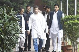 Congress finally opts for change. But Rahul Gandhi has a tough task...