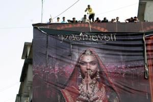 MP bends to Rajput protesters, bans release of Bhansali's Padmavati...