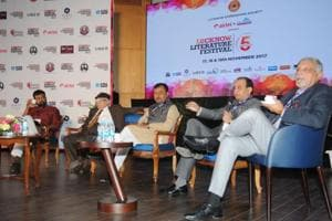 Lucknow Literature Festival: Nationalism evokes a lively debate