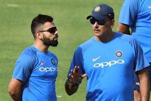 'Sky is the limit' - Ravi Shastri praises Virat Kohli after 50th...