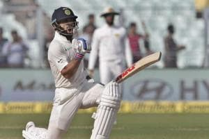 Virat Kohli slams unique ton, puts India in driver's seat in Kolkata...