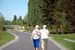 Elderly, take note: Rapid decline in walking speed is a sign of a...