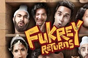 With Padmavati not releasing, Fukrey Returns shifted to Dec 8
