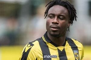 Chelsea loanee and Vitesse defender Fankaty Dabo scored a calamitous...