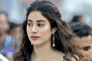 IFFI red carpet: We think Janhvi Kapoor's dark and romantic outfit is...
