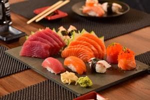 It is most likely that the Japanese food we're used to is modern Japanese, not ancient Japanese.