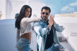 Tiger Zinda Hai song Swag Se Swagat: Salman Khan and Katrina Kaif rap...