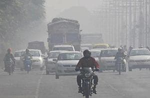 Air quality back to 'very poor' at Industrial Area in Chandigarh