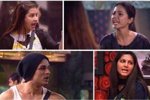 Bigg Boss 11 poll: Hina, Shilpa, Sapna or Priyank, who should be...