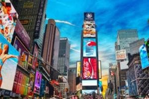 Mumbai may soon get Times Square-like digital billboards