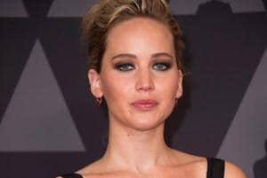 Jennifer Lawrence compares her nude photo leak to getting gang-b**ged...