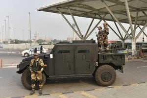 he CISF recently deployed Sherpa, an armoured vehicle that can withstand 10kg of explosives and numerous bullets, on trial basis, but wants a smaller vehicle for the QRT fleet.