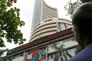 Sensex moves in line with Asia, up 154 points
