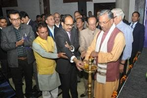Uttarakhand CM bats for traditional architecture to curb losses from...
