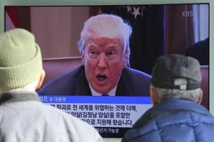 Trump administration announces sanctions against North Korea
